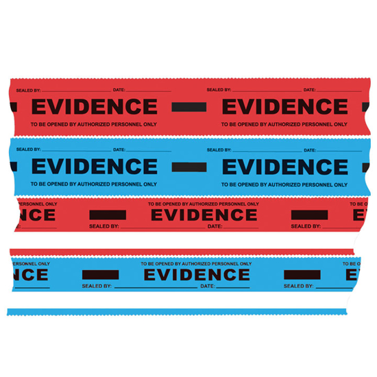 Picture of Evidence Tape