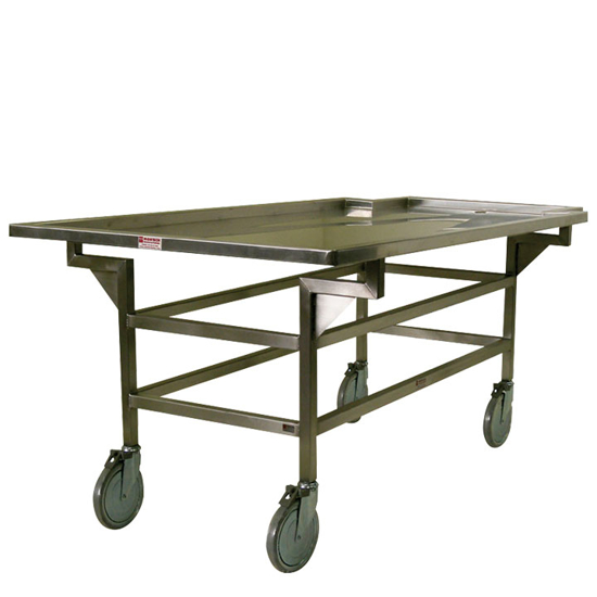 Picture of Bariatric Stainless Steel Operating Table