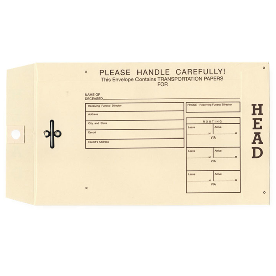 Picture of Shipping Envelope, 559