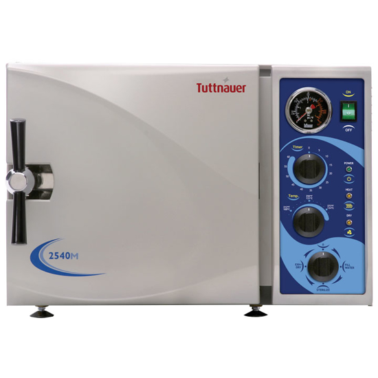 Picture of Autoclave (Manual) by Tuttnauer