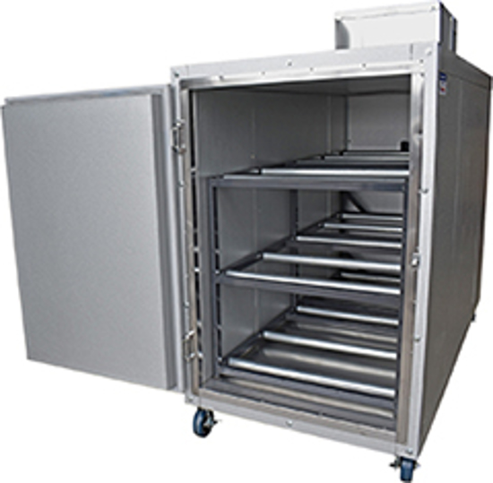Picture of 3 Body Mortuary Refrigerator - XL