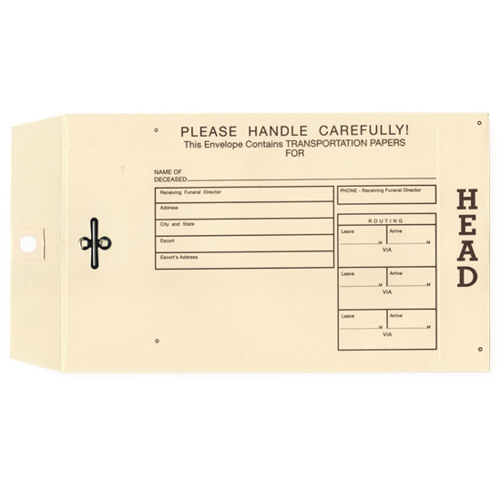 Picture of Shipping Envelope