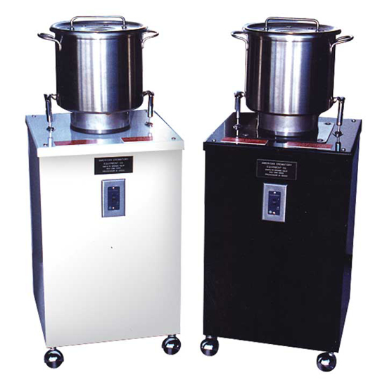Picture of Electric Cremains Processor