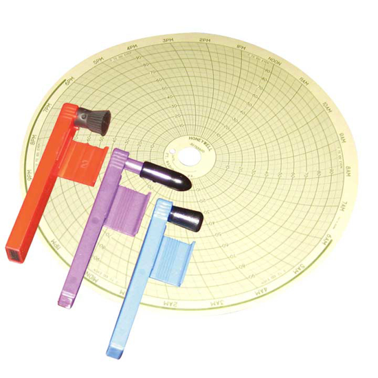 Picture of Honeywell Chart Recorder Paper & Pens