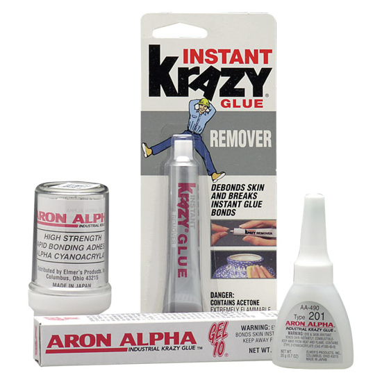 Picture of Aron Alpha Adhesives
