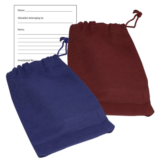 Picture of Drawstring Jewelry Bags