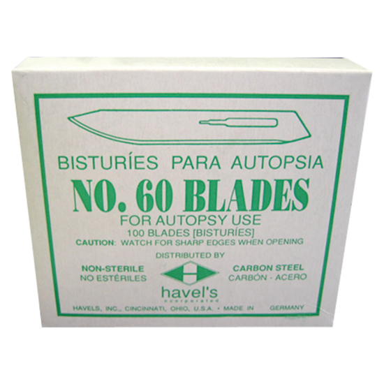 Picture of Havel Autopsy Blades