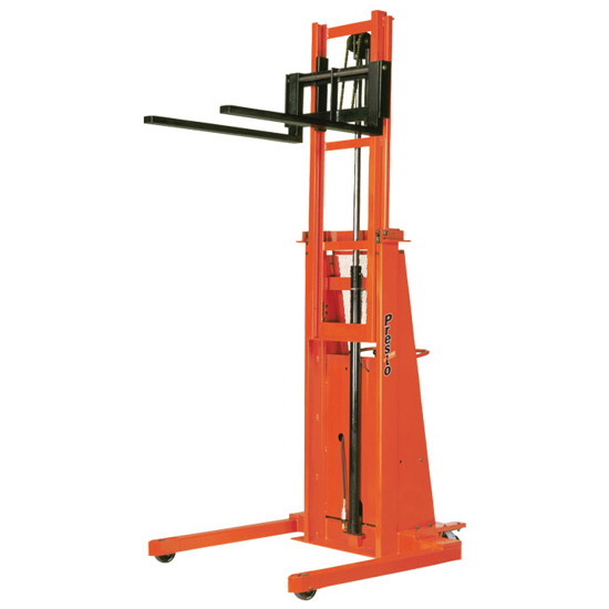 Picture of Battery Operated Lift w/ Telescoping Mast