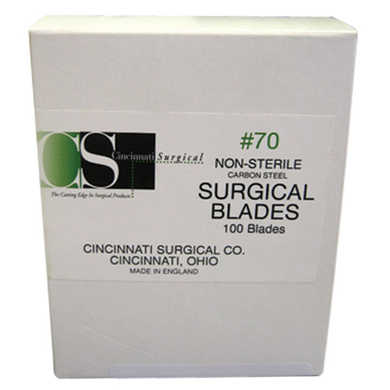 Picture of Cincinnati Surgical Autopsy Blades