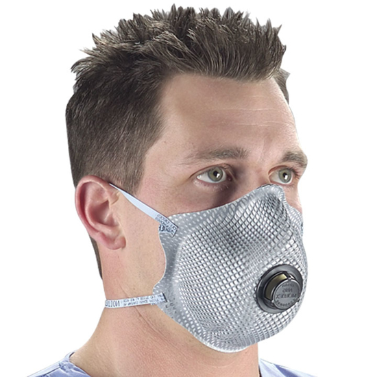 Picture of N95 Odor Relief Respirator (w/ Exhale Valve)