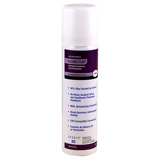 Picture of Alcare Plus (Foamed Alcohol)
