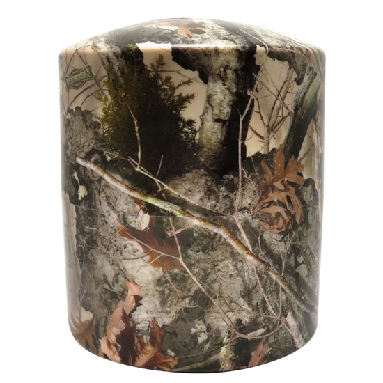 Picture of Camouflage Hydro-Graphic Urn/Vault Combination