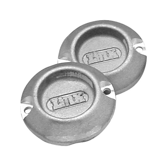 Picture of Surface Mount Cot Cups