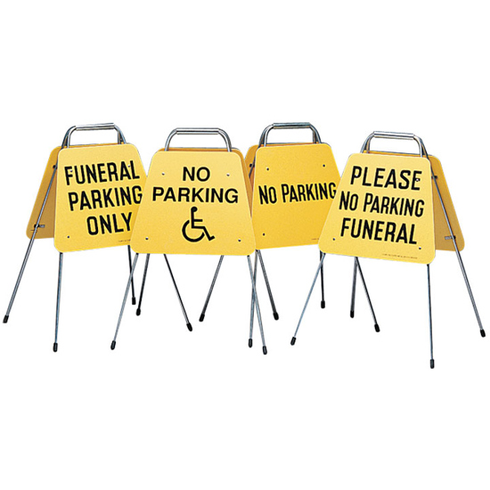 Picture of Portable Folding Traffic Guides
