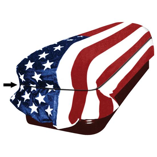 Picture of Veterans Flag Holder