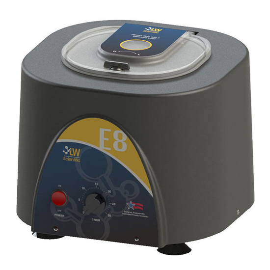 Picture of Centrifuge (8-Place)
