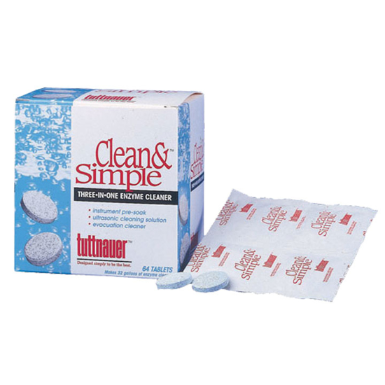 Picture of Clean & Simple (Enzymatic Cleaner)