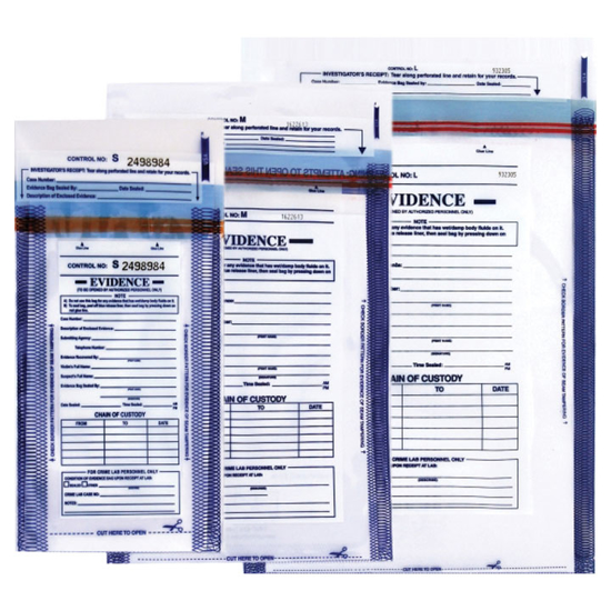 Picture of Evidence Collection & Security Bags