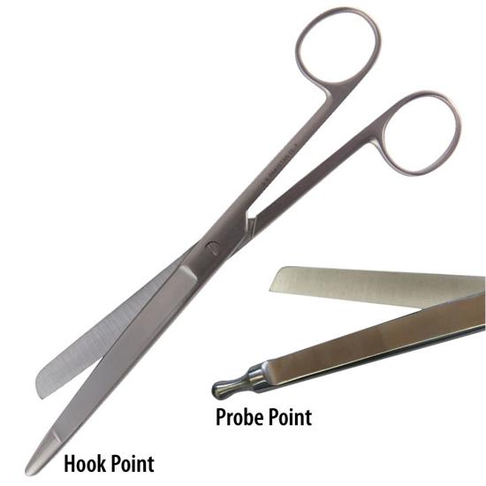 Picture of Enterotomy Scissor