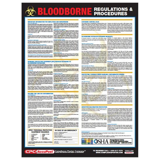 Picture of OSHA Bloodborne