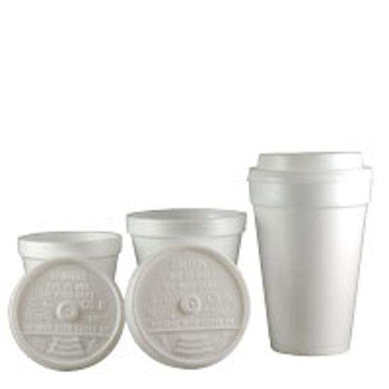 Picture of Dart Hot/Cold Foam Cups & Lids