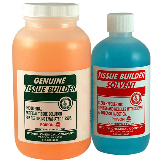 Picture of Tissue Builder and Solvent
