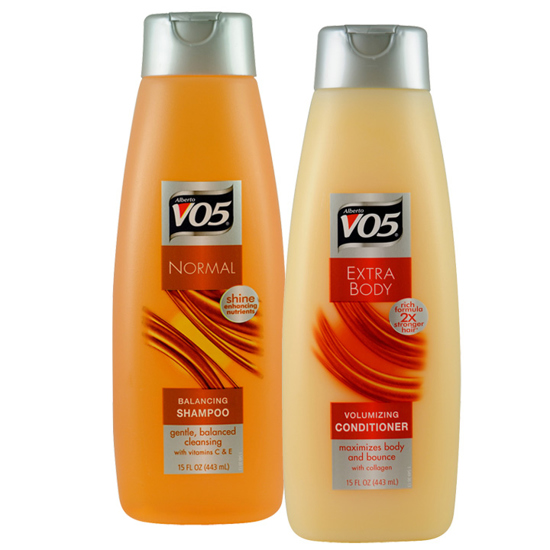 Picture of V05 Shampoo and Conditioner