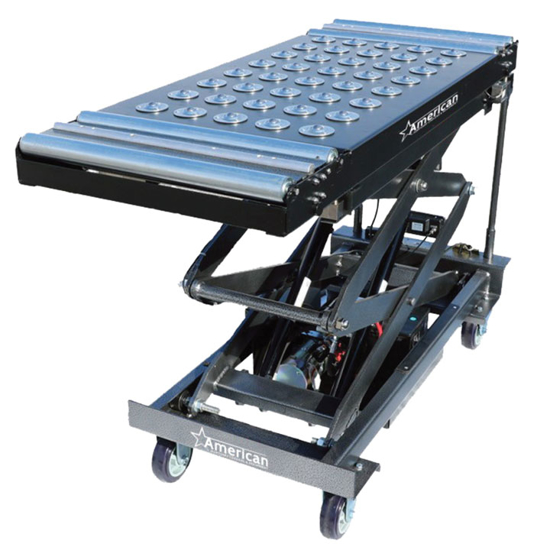 Picture of Battery Operated Scissor Lift
