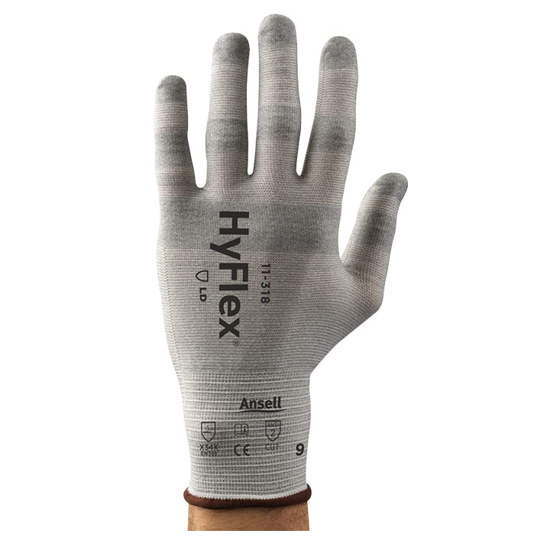 Picture of Ansell Hyflex 11-318 Undergloves