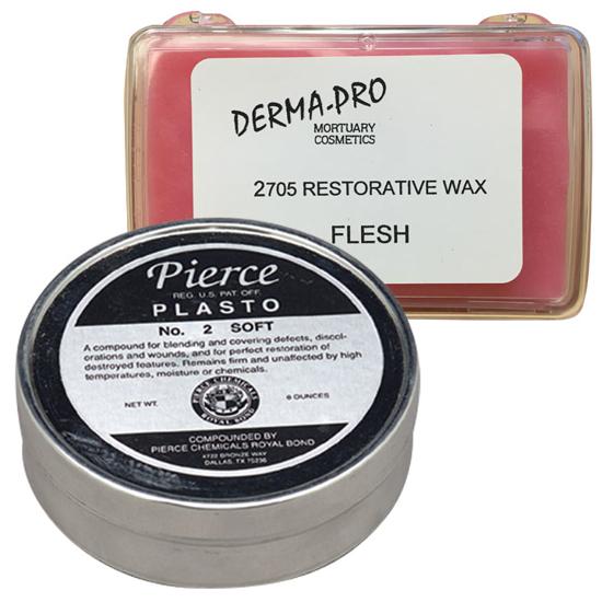 Picture of Restorative Wax & Plasto-Wax (Flesh Color)