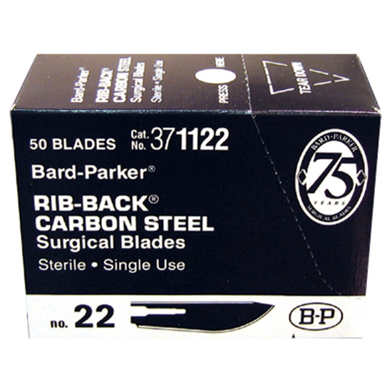 Picture of Bard Parker Surgical Blades