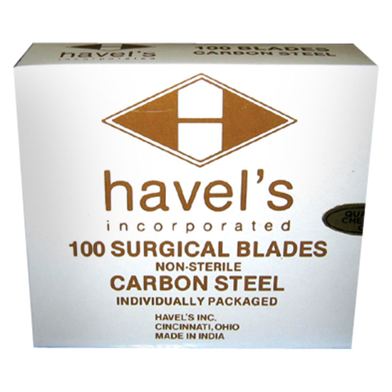 Picture of Havel Surgical Blades