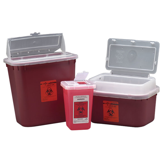 Picture of Sharps Containers