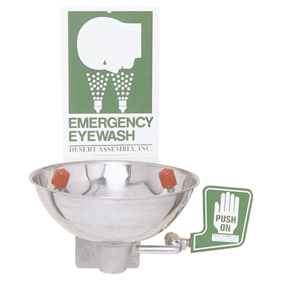 Picture of Wall-Mounted Eyewash Station