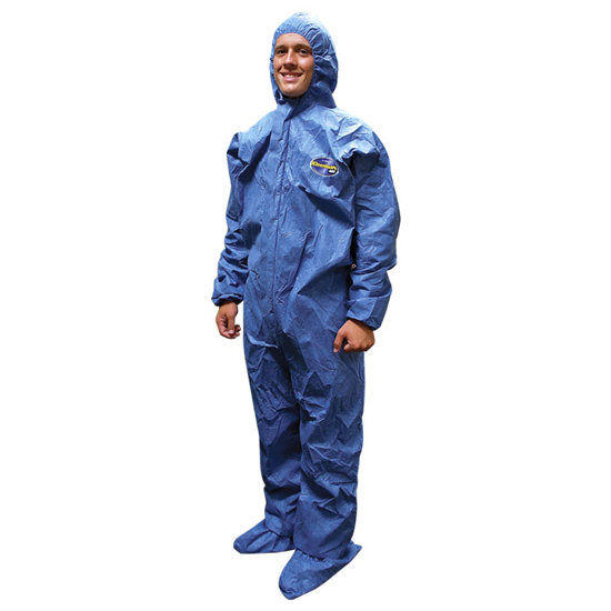 Picture of Kleenguard Jumpsuits w/ Hood & Boots