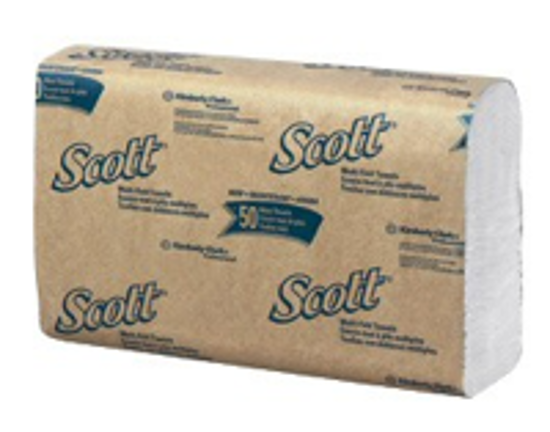 Picture of Scott® Multifold, Paper Towels, White - GP