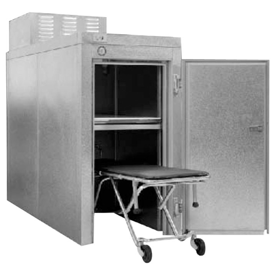Picture of Two Body Roll-in Refrigerator
