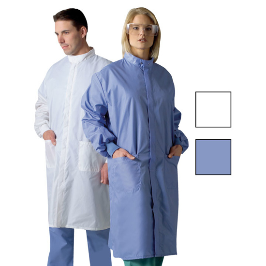 Picture of ASEP® Barrier Lab Coat (White)