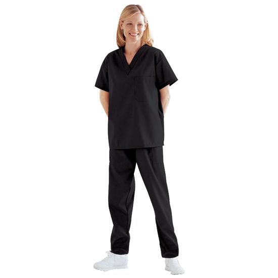 Picture of Scrub Pants (Black)