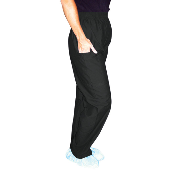 Picture of Cargo Scrub Pants (Black)