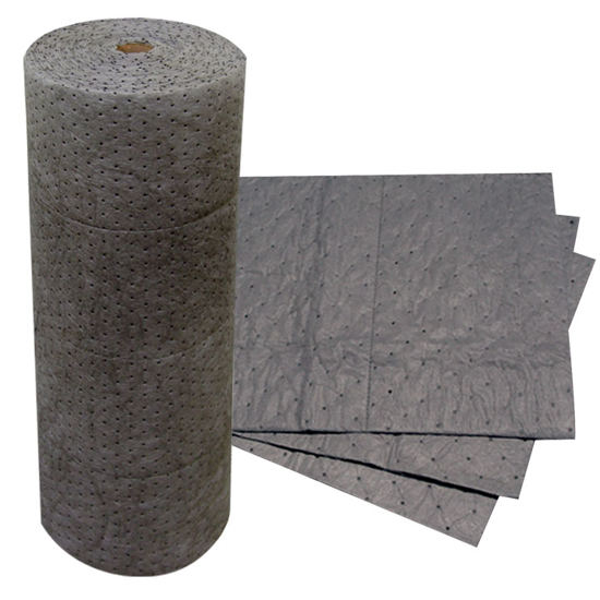 Picture of Liquid Lock Absorbent Pads and Rolls