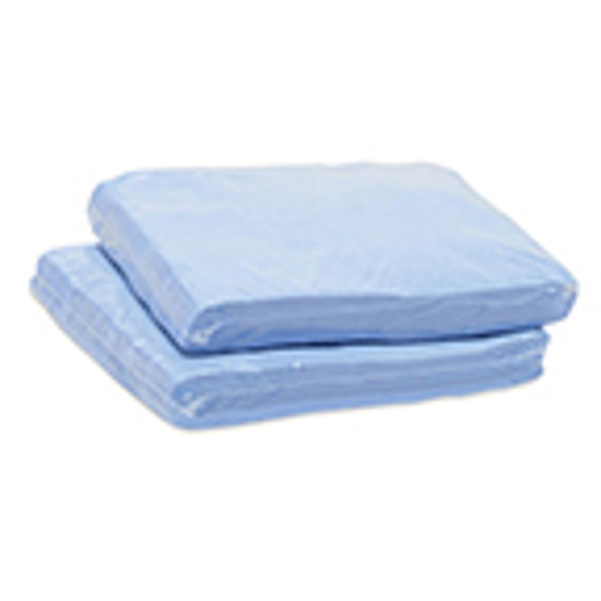 Picture of Sontara Creped - Blue Wipes