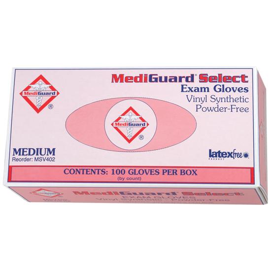 Picture of MediGuard® Select Vinyl Gloves