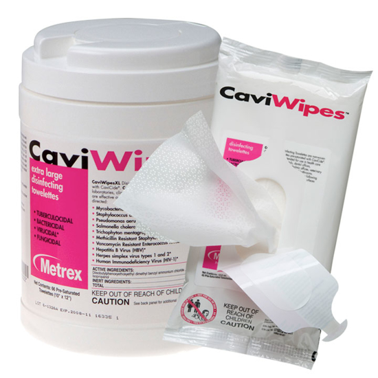 Picture of CaviWipes Disinfecting Towelettes