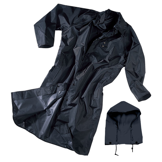 "Picture of Rain Coats, Nylon, 48"" Long (Church & Chapel)"