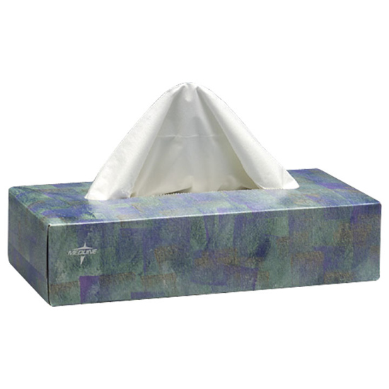 Picture of Standard Facial Tissues (Medline)
