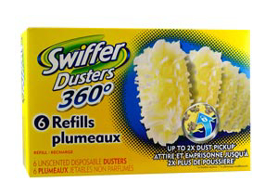 Picture of Swiffer® 360° Dusters, Unscented, Refill (HB)