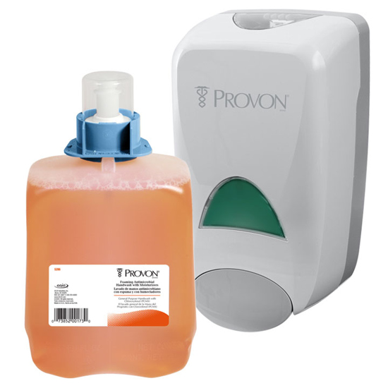 Picture of Provon Antimicrobial Foam Soap
