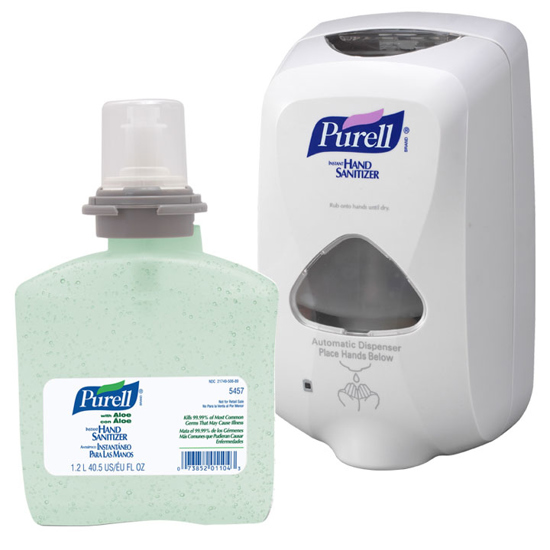 Picture of Purell Instant Hand Sanitizer