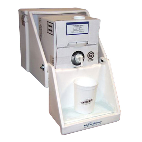 Picture of Formalin Safe Cube Dispenser